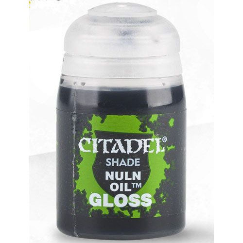 Citadel Shade Paint: Nuln Oil Gloss 24-25