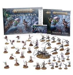 Warhammer: Age of Sigmar: Shadow and Pain Box Set 80-37