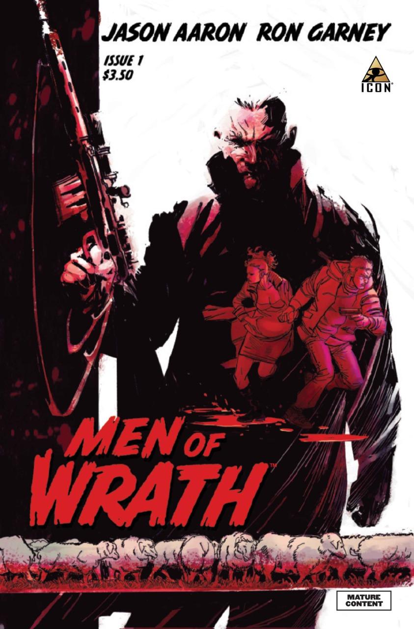 Men of Wrath (2014) Complete Bundle - Used