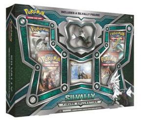 Pokemon TCG: Silvally Figure Collection