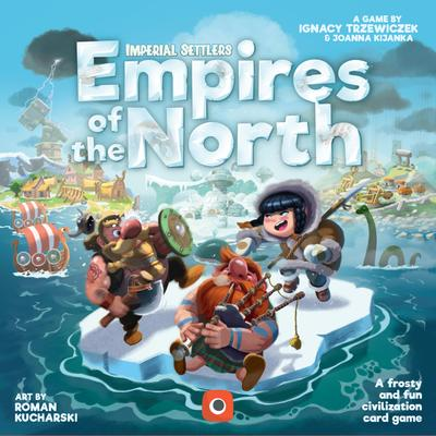 Imperial Settlers: Empires of the North Board Game