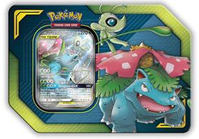 Pokemon TCG: Tag team Tin: Celebi and Venusaur