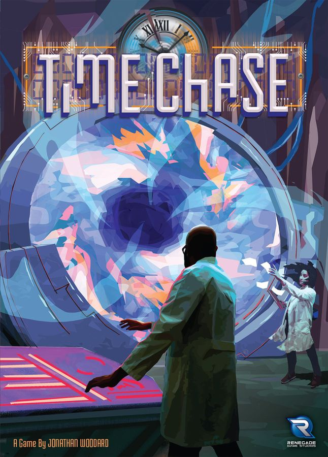 Time Chase Card Game