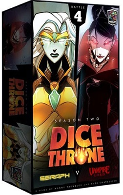 Dice Throne: Season 2: Seraph vs Vampire Lord Box