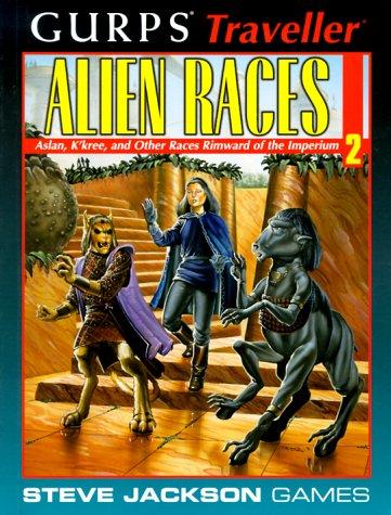 Gurps Traveller: Alien Races 2 - Used