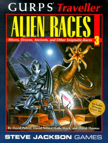 Gurps Traveller: Alien Races 3 - Used