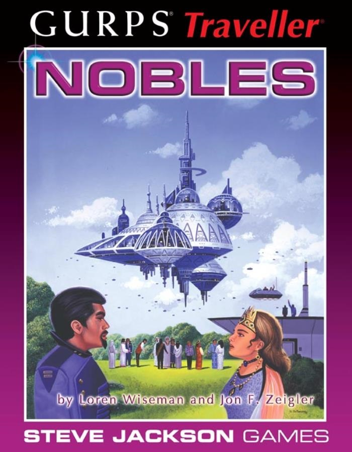 Gurps Traveller: Nobles - Used
