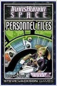 Transhuman Space: Personnel Files Role Playing - USED