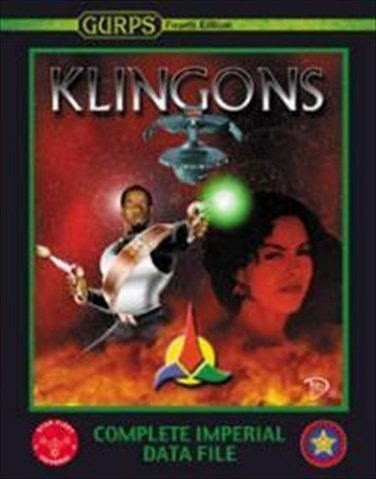 Gurps 4th ed: Klingons - Used