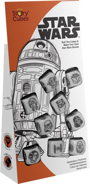 Rorys Story Cubes: Star Wars