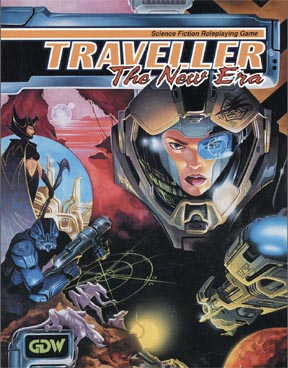 Traveller The  New Era