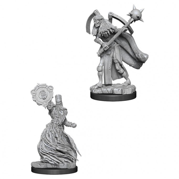 Pathfinder Deep Cuts Unpainted Minis: Liches W6