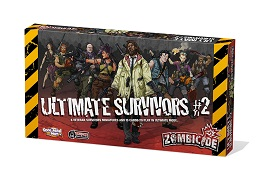 Zombicide: Zombivors-Ultimate Survivors no. 2