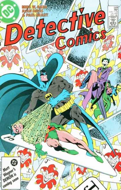 Detective Comics (1937) no. 569 - Used