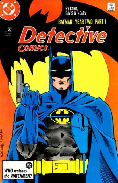 Detective Comics (1937) no. 575 - Used
