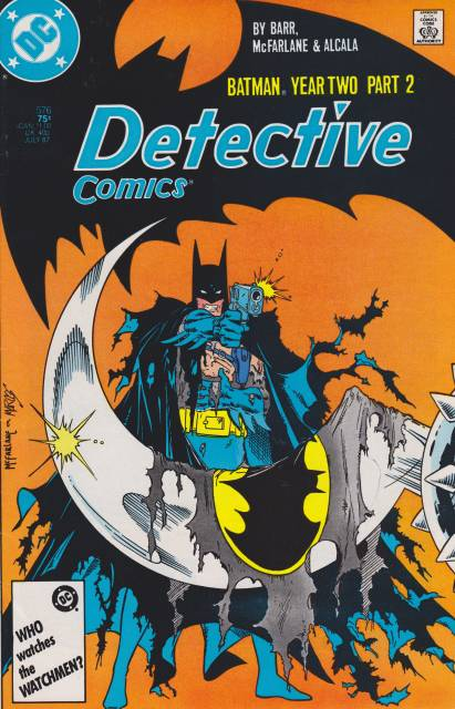 Detective Comics (1937) no. 576 - Used