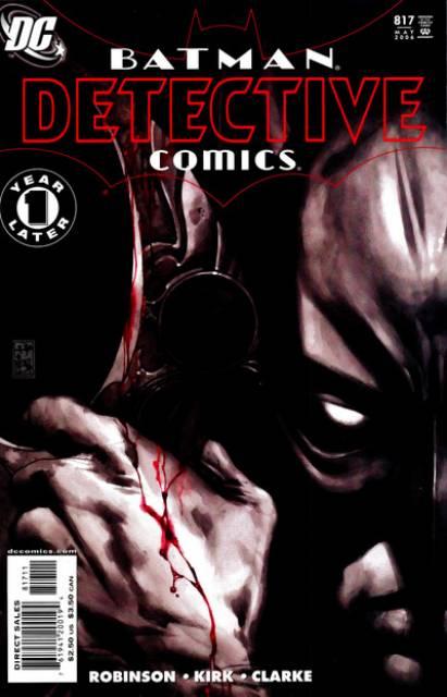 Detective Comics (1937) no. 817 - Used