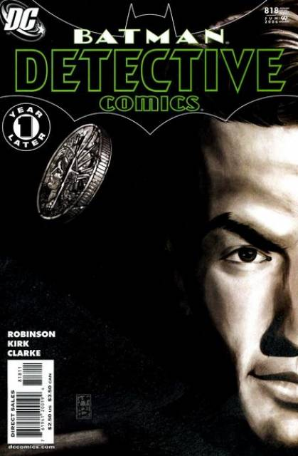 Detective Comics (1937) no. 818 - Used
