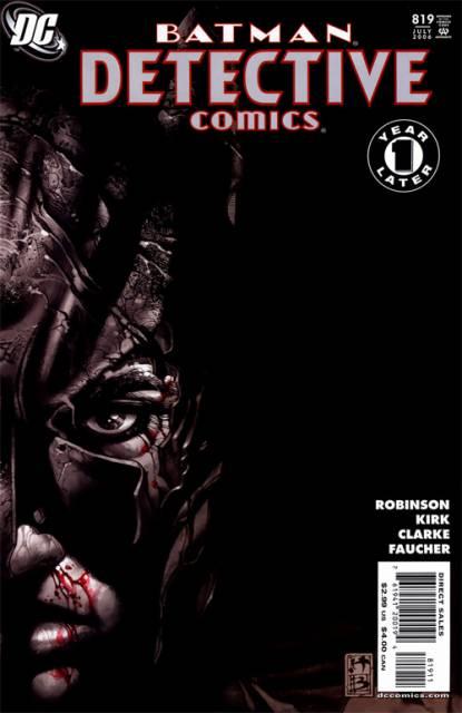 Detective Comics (1937) no. 819 - Used