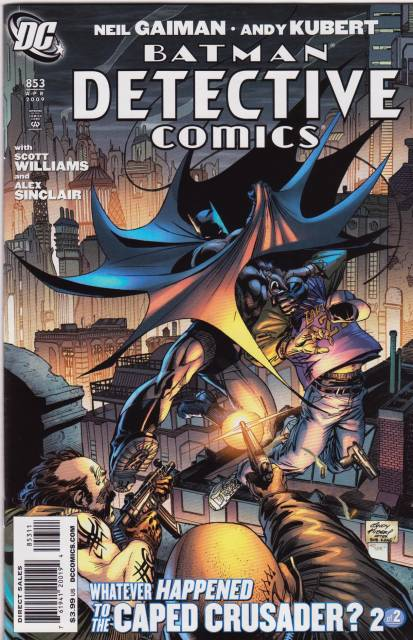 Detective Comics (1937) no. 853 - Used