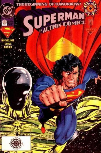 Action Comics (1938 Series) no. 0 - Used