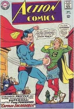 Action Comics (1938 Series) no. 354 - Used