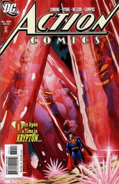 Action Comics (1938 Series) no. 834 - Used