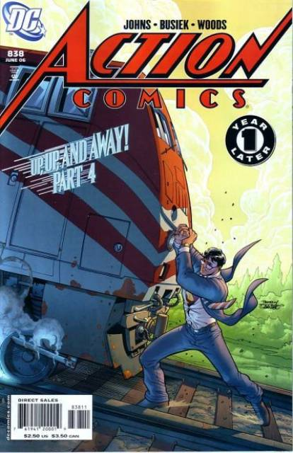 Action Comics (1938 Series) no. 838 - Used