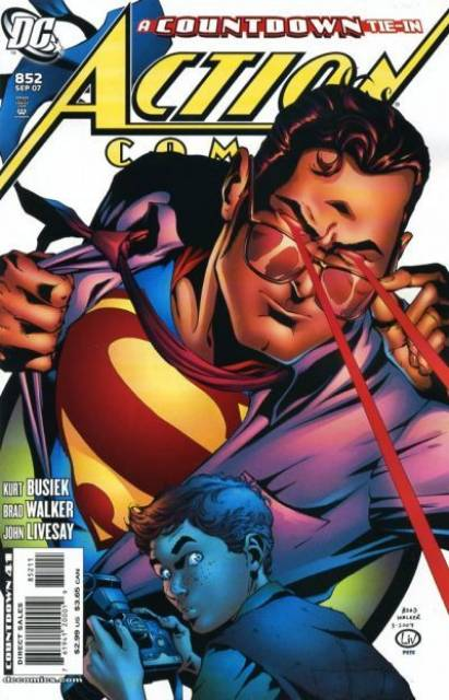 Action Comics (1938 Series) no. 852 - Used