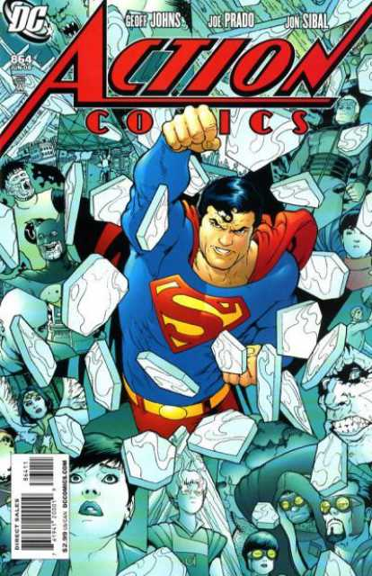 Action Comics (1938 Series) no. 864 - Used