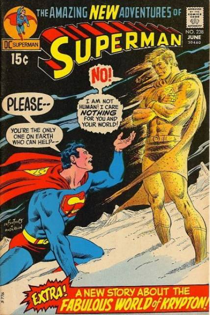 Superman (1939 Series) no. 238 - Used