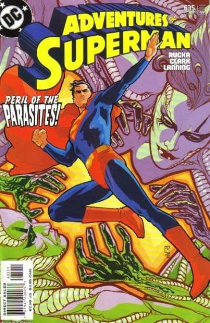 Superman (1939 Series) no. 635 - Used