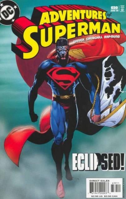 Superman (1939 Series) no. 639 - Used