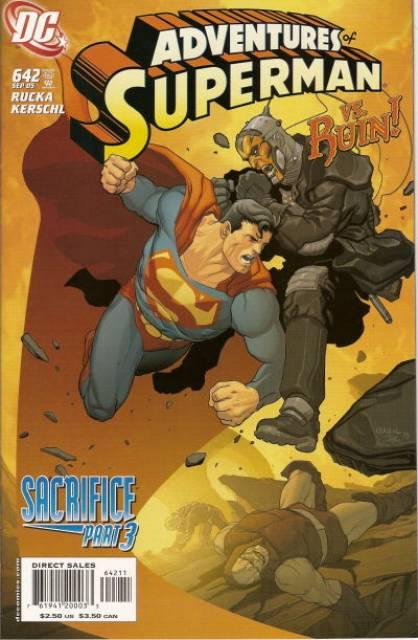 Superman (1939 Series) no. 642 - Used