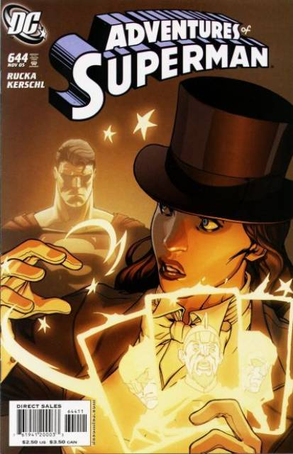 Superman (1939 Series) no. 644 - Used