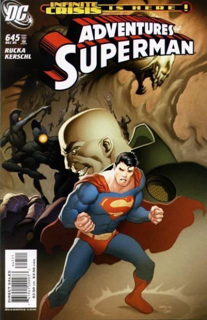 Superman (1939 Series) no. 645 - Used