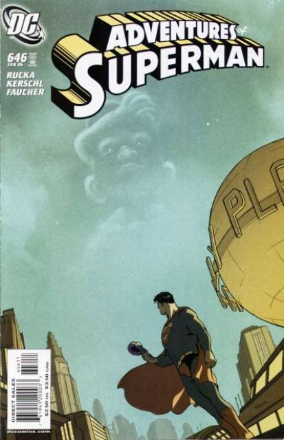 Superman (1939 Series) no. 646 - Used