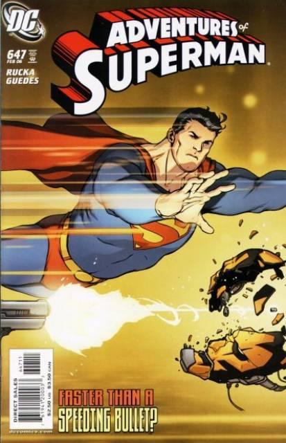 Superman (1939 Series) no. 647 - Used