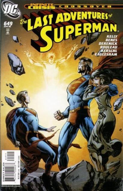 Superman (1939 Series) no. 649 - Used