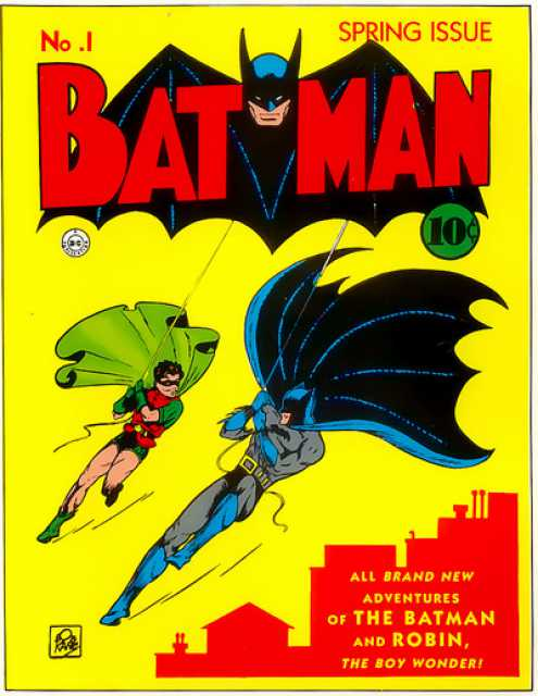 Batman (1940) no. 1 - Used