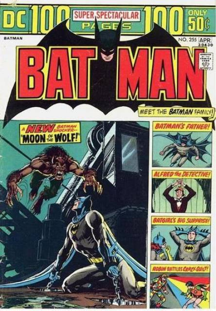 Batman (1940) no. 255 - Used
