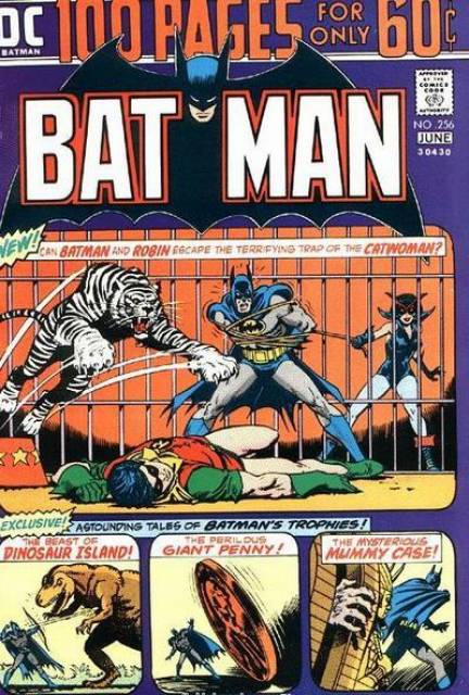 Batman (1940) no. 256 - Used