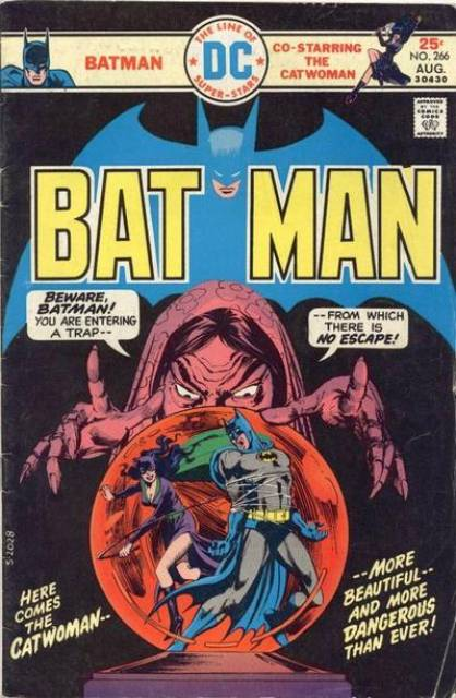 Batman (1940) no. 266 - Used