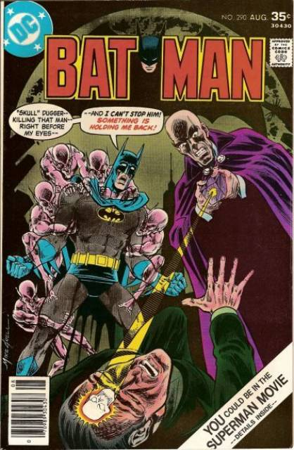 Batman (1940) no. 290 - Used
