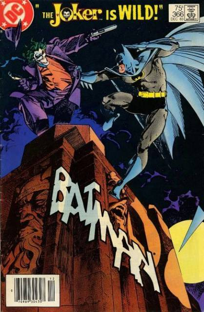 Batman (1940) no. 366 - Used