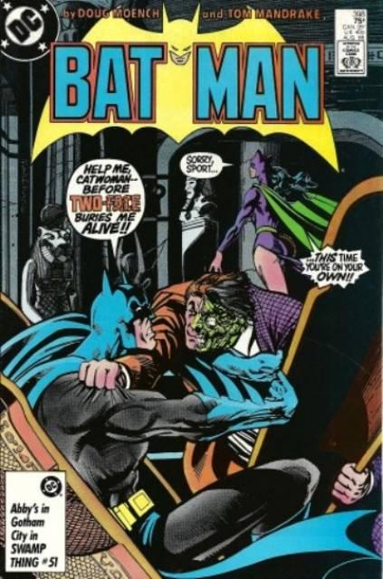 Batman (1940) no. 398 - Used