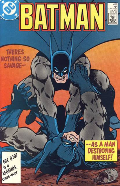 Batman (1940) no. 402 - Used