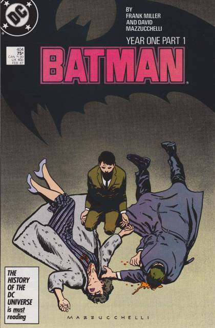 Batman (1940) no. 404 - Used