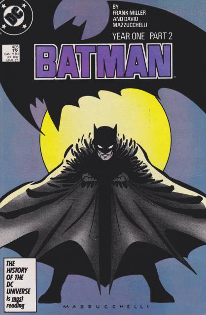 Batman (1940) no. 405 - Used