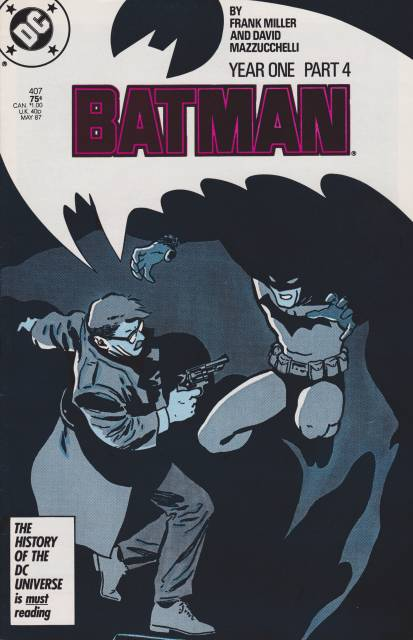 Batman (1940) no. 407 - Used